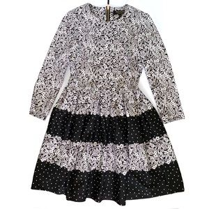 Juicy Couture PRINTED PONTE DRESS